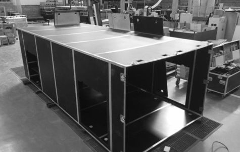 Viking Motorsport Flightcase